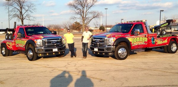 tow trucks near you, yorkville, il