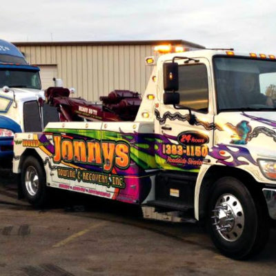 heavy duty towing, elk grove village, il, tow truck