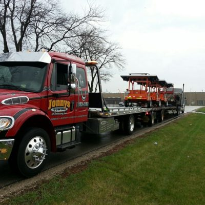 flatbed tow truck near you, wheaton, il