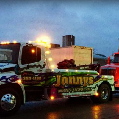 heavy duty towing in woodridge, il