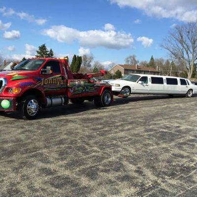 tow trucks near you, romeoville, il