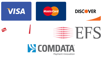 Payment icon collage