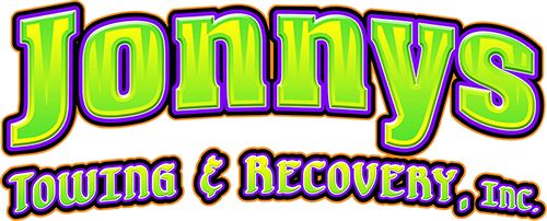 Jonny's Towing logo